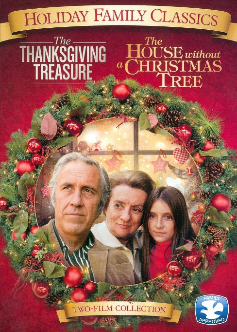 Thanksgiving treasure/House without a (DVD) - image 1 of 1