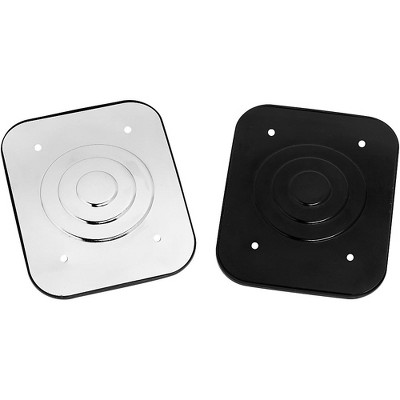 PDP by DW Bass Drum Mount Cover Plate Chrome