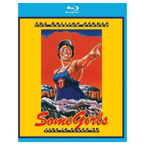 The Rolling Stones: Some Girls Live in Texas '78 (Blu-ray) - image 1 of 1