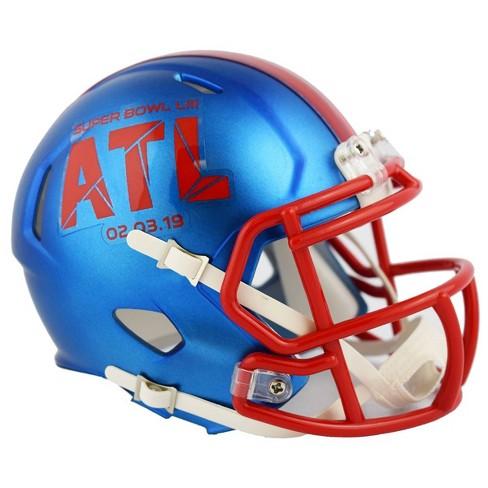 NFL Super Bowl 53 Mini Speed Helmet - image 1 of 2