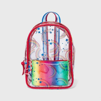Girls' Rainbow Mini Backpack - Cat & Jack™