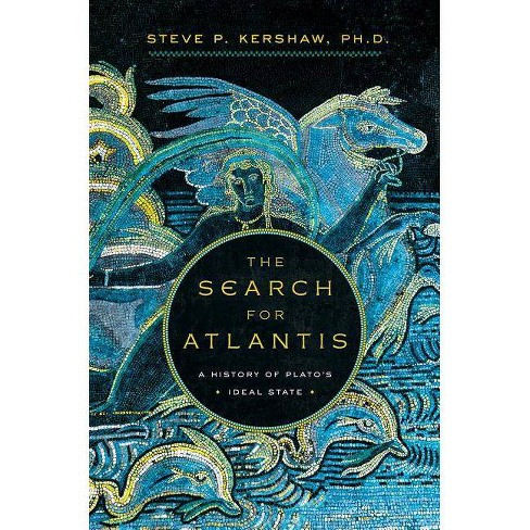 The Search for Atlantis - by  Stephen Kershaw (Paperback) - image 1 of 1