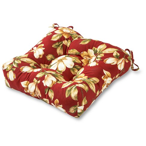 Roma Floral Outdoor Seat Cushion Greendale Home Fashions Target