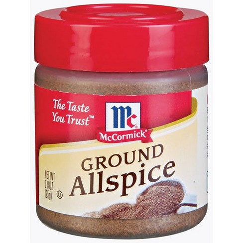 McCormick Ground Allspice - .9oz - image 1 of 2