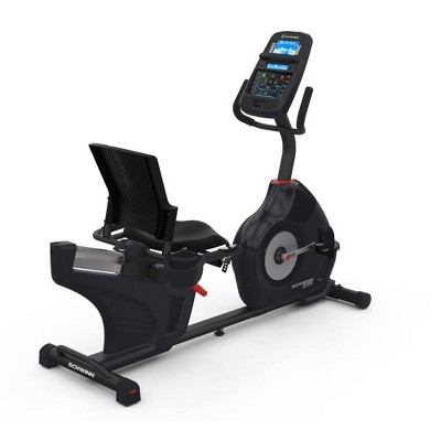 Schwinn 270 Recumbent Exercise Bike - Silver