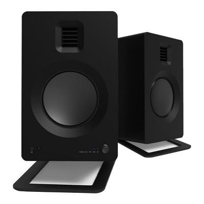 Kanto TUK Premium Powered Speakers with S6 Desktop Speaker Stands