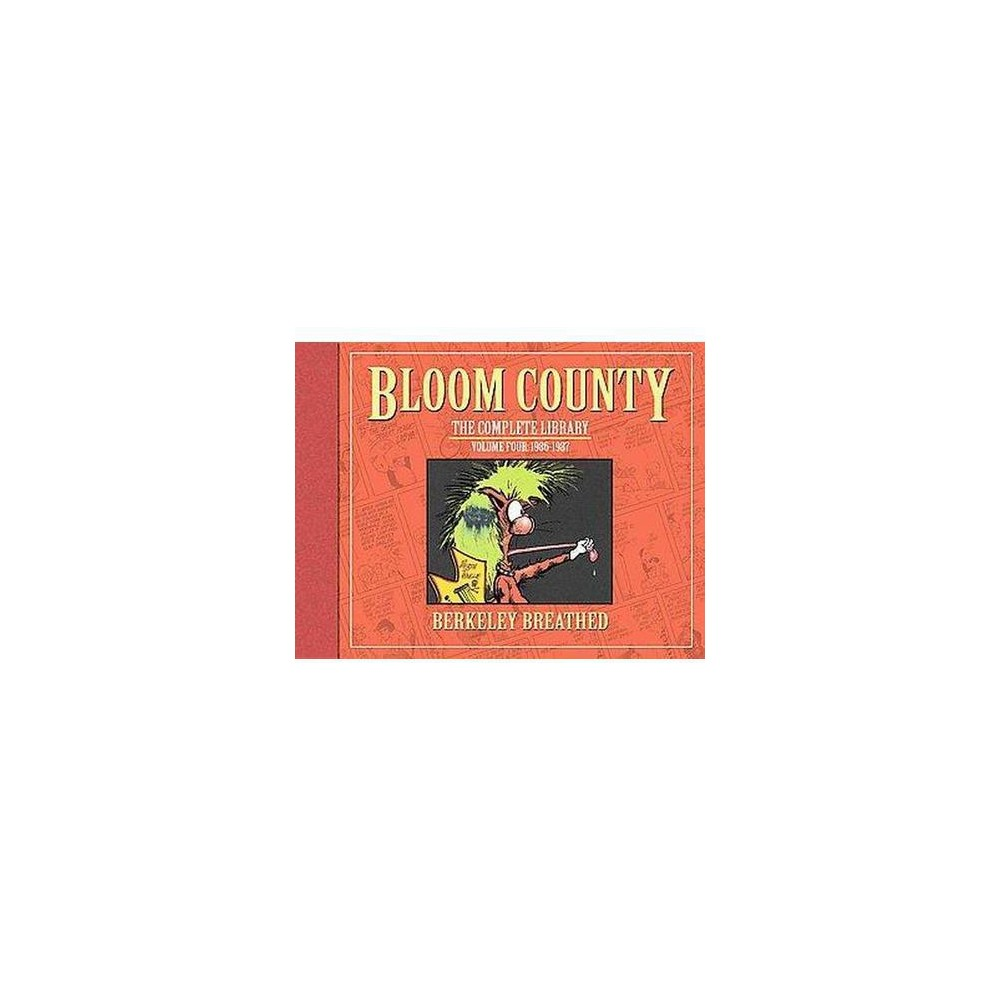 Bloom County Library 4 : 1986-1987 (Hardcover) (Berke Breathed)