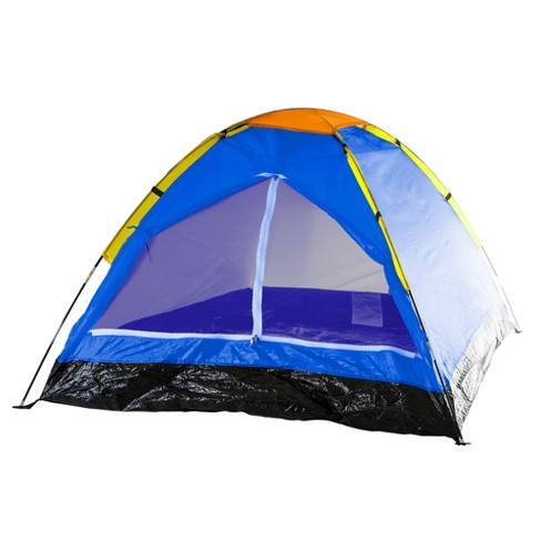 Happy Camper Two Person Tent with Carry Bag - Blue - image 1 of 5