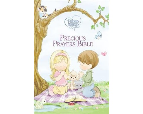 Precious Moments Precious Prayers Bible : New King James Version (Hardcover) - image 1 of 1