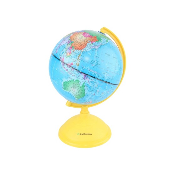 Smithsonian Augmented Reality Light Up Globe image number null