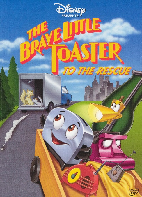 Brave Little Toaster To The Rescue (DVD) - image 1 of 1