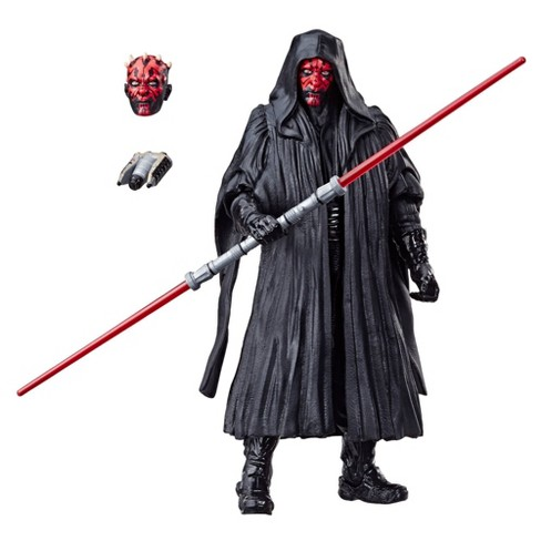 """Star Wars The Black Series Archive Darth Maul 6"""" Scale Figure - image 1 of 4"""