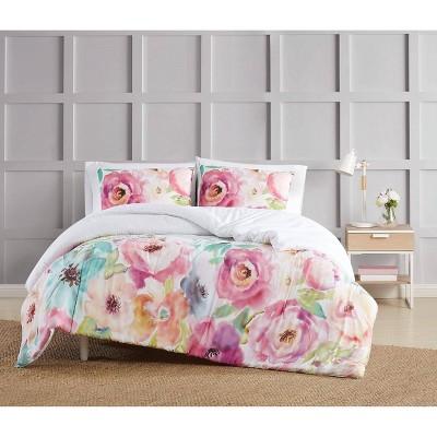Spring Flowers Comforter Set - Christian Siriano