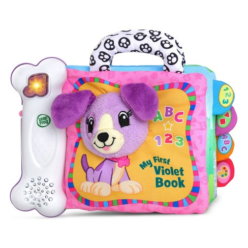 LeapFrog My First Violet Book - image 1 of 4