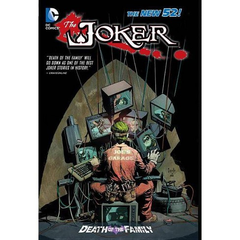 The Joker: Death of the Family (the New 52) - 52 Edition by  Scott Snyder (Hardcover) - image 1 of 1