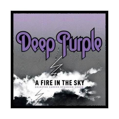 Deep Purple - Fire in The Sky (CD) - image 1 of 1