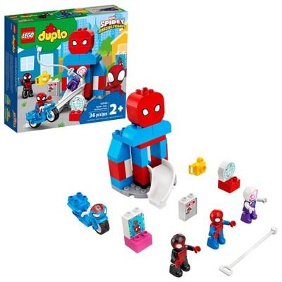 LEGO DUPLO Marvel Spider-Man Headquarters 10940 Building Toy