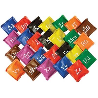 Creative Minds Alphabet Bean Bags  - Set of 26