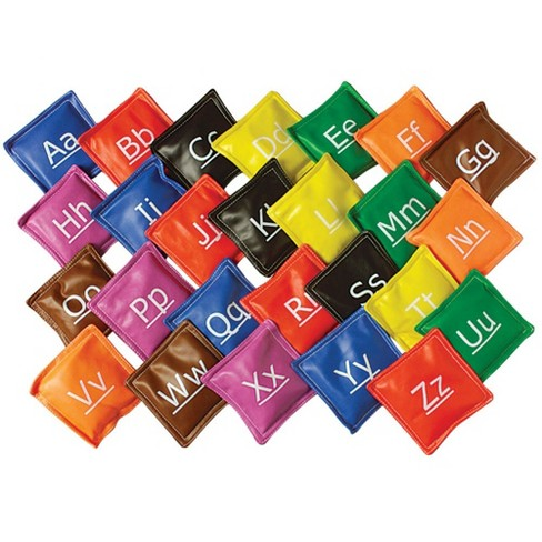 Creative Minds Alphabet Bean Bags  - Set of 26 - image 1 of 3