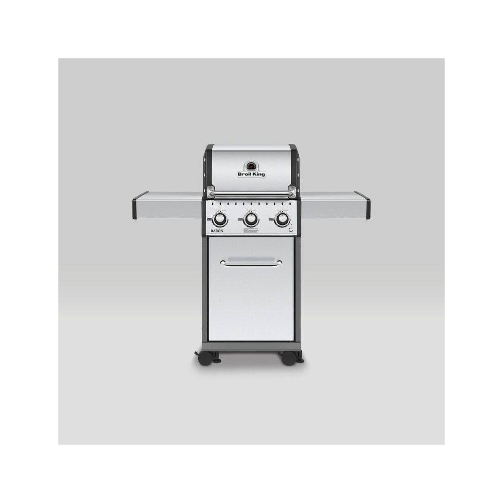 Broil King Baron S320 3-Burner Natural Gas Grill 921557