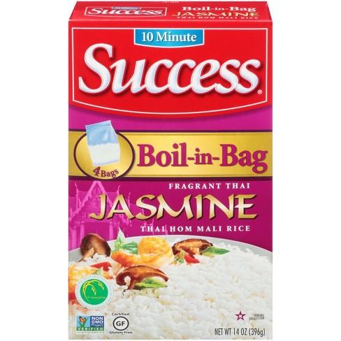 Success Boil-in-Bag Jasmine Rice - 14oz/4pk - image 1 of 4