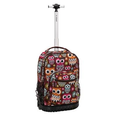 "Rockland 21"" Rolling Backpack"