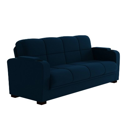 Halona Storage Arm Convert-a-Couch - Handy Living
