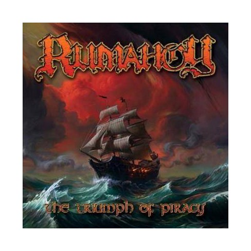 Rumahoy - Triumph of Piracy (CD) - image 1 of 1