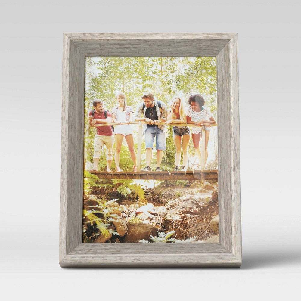5 34 X 7 34 Wedge Picture Frame Gray Room Essentials 8482