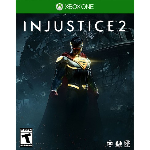 Injustice 2 PRE-OWNED - Xbox One - image 1 of 2