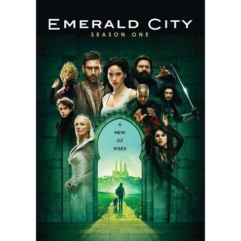 Emerald City: Season One (DVD) - image 1 of 1