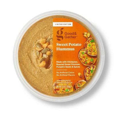Sweet Potato Hummus - 10oz - Good & Gather™