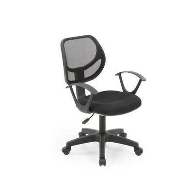 Office Chair Black - Hodedah Import