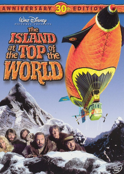 Island At The Top Of The World:30th A (DVD) - image 1 of 1