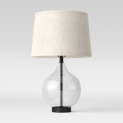 Large Glass Gourd Table Lamp - Threshold™