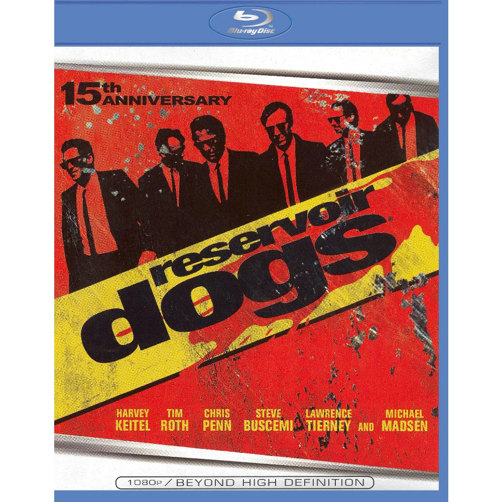 Reservoir Dogs [Blu-ray], Movies