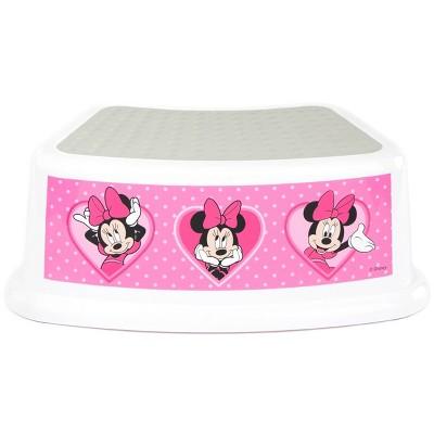 Minnie Mouse Bath Step Stool
