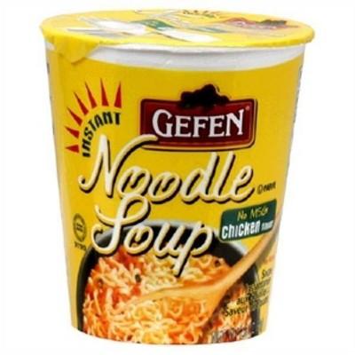 Gefen Instant Chicken Noodle Soup - 2.3oz