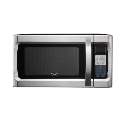 Oster 1 3 Cu Ft 1100w Microwave Oven Black Ogzf1301