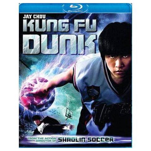 Kung Fu Dunk (Blu-ray) - image 1 of 1