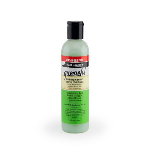 Aunt Jackie's Quench Leave-In Conditioner - 8 fl oz - image 1 of 3
