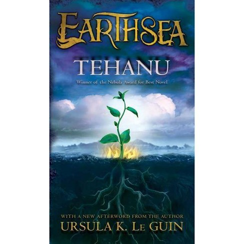 Tehanu - (Earthsea Cycle) by  Ursula K Le Guin (Paperback) - image 1 of 1