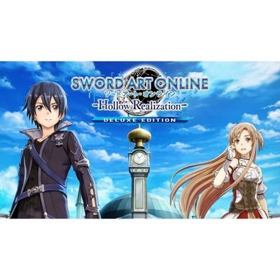 Sword Art Online: Hollow Realization Deluxe Edition - Nintendo Switch (Digital)