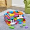 ECR4Kids Big Building Bricks with Windows & Doors - Sensory Toddler Toy - 140 Piece - image 4 of 4