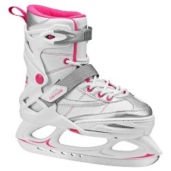 Monarch Girls' Adjustable Ice Skate