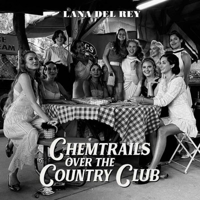 Lana Del Rey - Chemtrails Over The Country Club (CD Box Set)