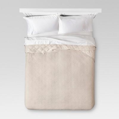 Natural Linen Quilt (Full/Queen)- Threshold™