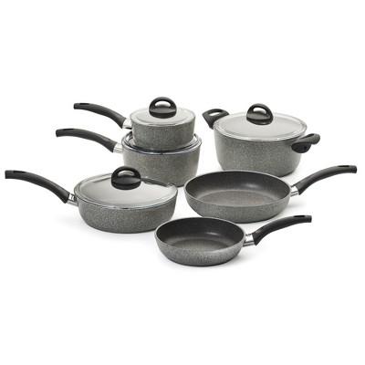 Ballarini Parma Forged Aluminum 10-pc Nonstick Cookware Set