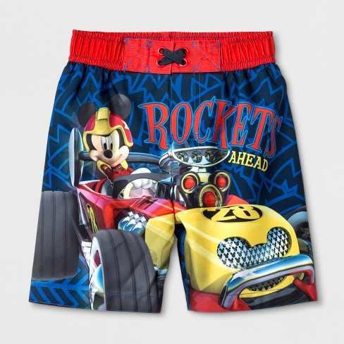 e9e24cbf652ed Toddler Boys' Mickey Mouse & Friends Mickey and the Roadster Racers ...