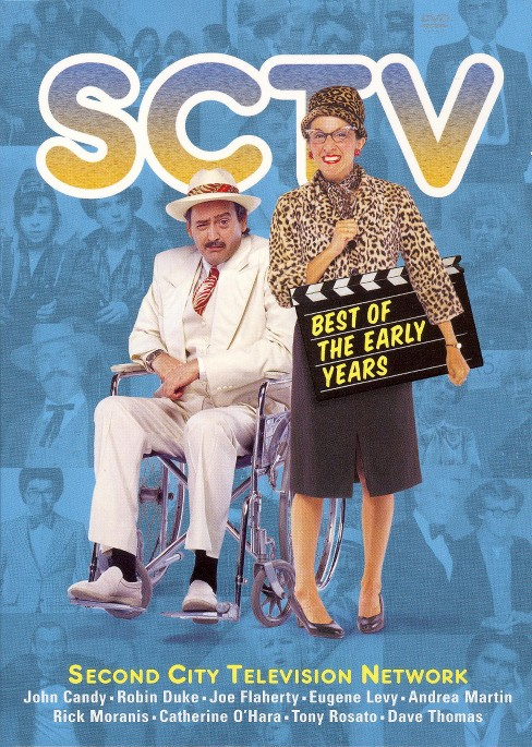 Sctv/Best of the early years (DVD) - image 1 of 1